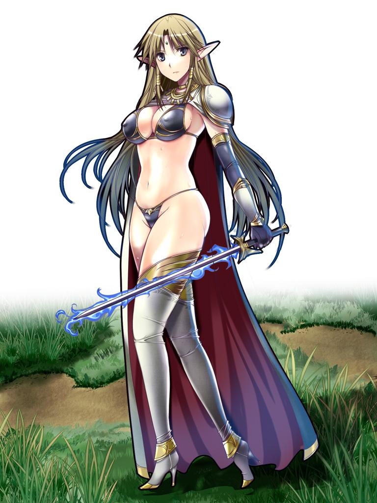 姫騎士セラヴィス